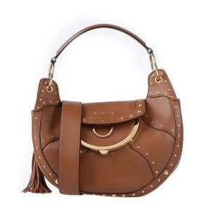 Authentic Balmain leather tote bag